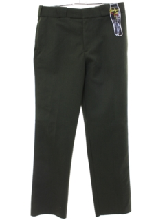 1980's Womens Uniform Work Pants