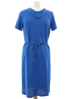 1960's Womens Mod Carol Brent Dress