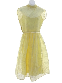 1950's Womens Fab Fifities Party Dress