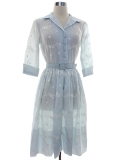 1950's Womens Fab Fifities Day Dress