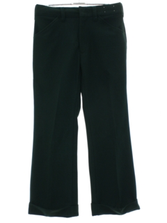 1970's Mens Flared Bellbottom Leisure Pants