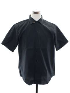 1960's Mens Dee Cee Mod Work Shirt