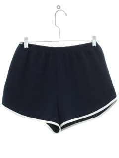 1980's Mens Athletic Gym Shorts