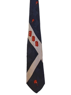 1950's Mens Swing Necktie