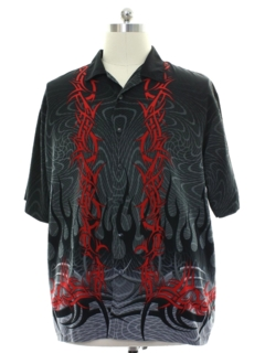 1990's Mens 90s Club Rave Shirt