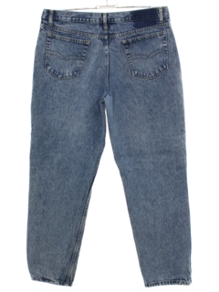 1980's Mens Bugle Boy Denim Jeans Pants