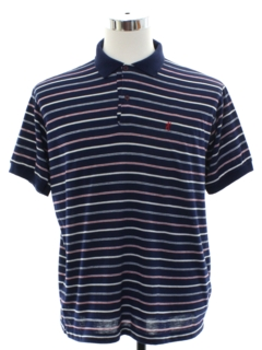 1990's Mens Polo Shirt