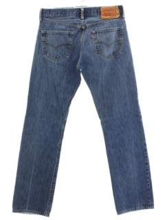 1990's Mens Levis 501s Denim Jeans Pants