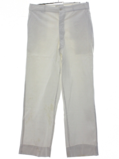 1940's Mens Navy Uniform Pants