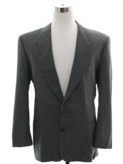 1980's Mens Armani Totally 80s Blazer Sportcoat Jacket