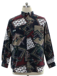 1990's Mens Wicked 90s Graphic Shirt