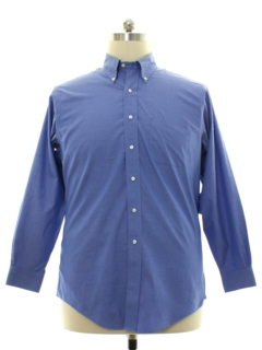 1990's Mens Brooks Brothers Preppy Shirt