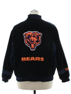 1990's Mens Chicago Bears NFL Football Jacket
