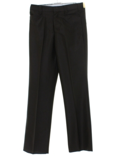 1980's Mens Western Style Leisure Pants