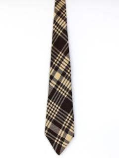1940's Mens Swing Neck Tie