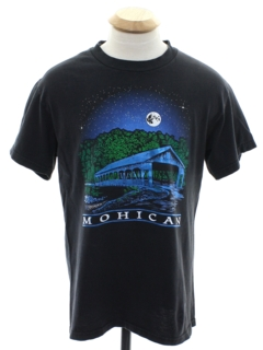 1990's Unisex Mohican Travel T-shirt
