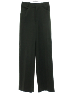 1980's Mens National Parks Uniform Pants