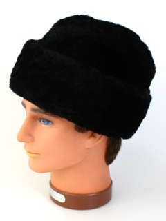 1980's Mens Accessories - Cossack Style Hat