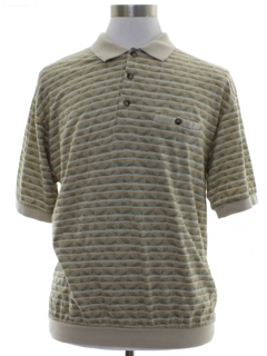 1990's Mens Polo Style Golf Shirt