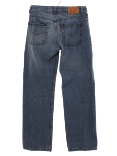 1990's Mens or Boys Levis 550 Denim Jeans Pants