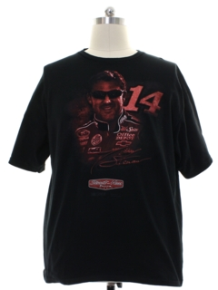 1990's Mens NASCAR Racing T-Shirt