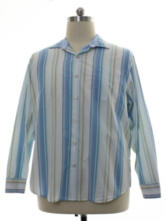 1990's Mens Tommy Bahama Shirt