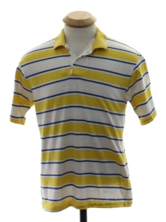 1980's Unisex Ladies or Boys Polo Shirt