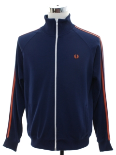 1980's Mens Fred Perry Totally 80s Track Jacket