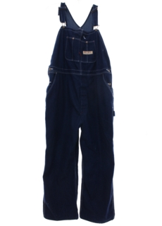1990's Mens Big Mac Grunge Overalls Pants