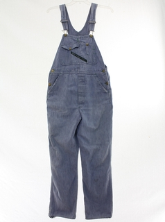 1980's Mens Key Imperial Grunge Overalls Pants