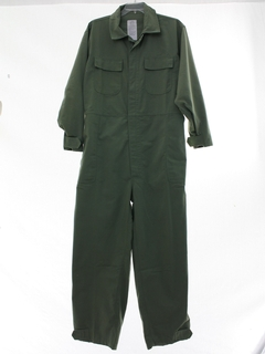 1980's Mens Mechanics Style Coveralls Overalls