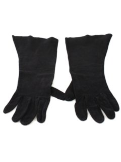 1950's Womens Accessories - Leather Gloves