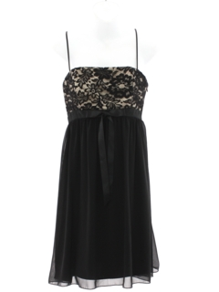 1990's Womens or Girls Jessica McClintock Prom Or Cocktail Dress
