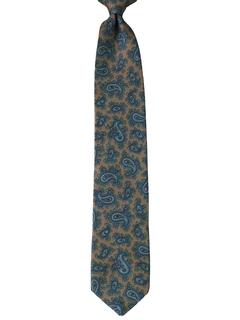 1970/'s 1980/'s Era Set3 Wide Neckties Vintage Men/'s Ties