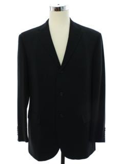 1980's Mens Saks Fifth Avenue Totally 80s Blazer Sportcoat Jacket