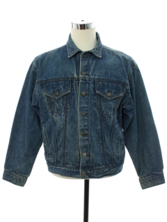 1990's Mens Denim Jacket
