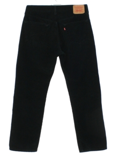 1990's Mens Tapered Leg Corduroy Pants