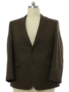 1990's Mens Blazer Style Sport Coat Jacket
