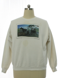 1990's Mens USPS Rural Free Delivery Sweatshirt
