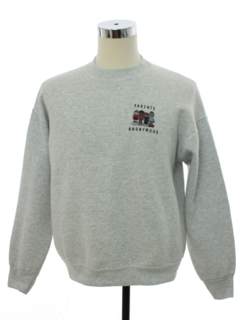 1980's Unisex Parents Anonymous Sweatshirt