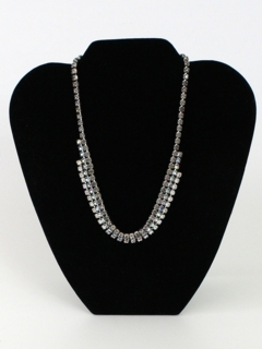 1950's Womens Accessories - Art Deco Style Necklace