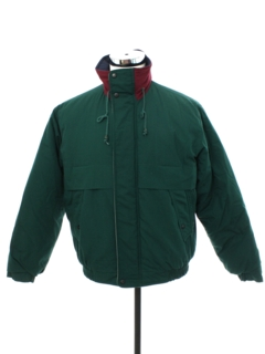 1990's Mens Windbreaker Brand Ski Jacket