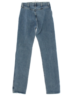 1990's Womens Wrangler Western Denim Jeans Pants