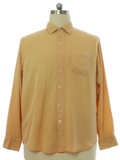 1990's Mens Silk Tommy Bahama Sport Shirt