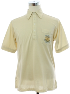 1980's Mens Rotary Polo Shirt