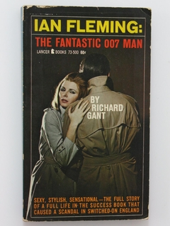 1960's Pop Culture Book - James Bond