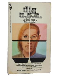 1970's Pop Culture Political Book