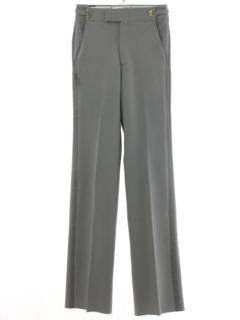 1970's Mens/Boys Tuxedo Pants