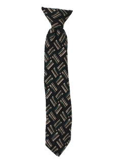 1960's Mens/Boys Clip-on Necktie