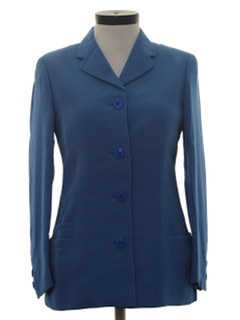 1940's Womens Designer Versace Blazer Jacket*